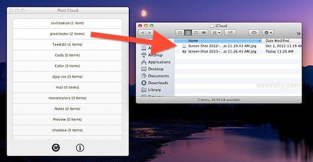 Det har plagd oss mange ganger at iCloud ikke gir tilgang til filer via OS X' Finder. Plain Cloud gjør noe med problemet, og det er gratis, men kun til OS X.