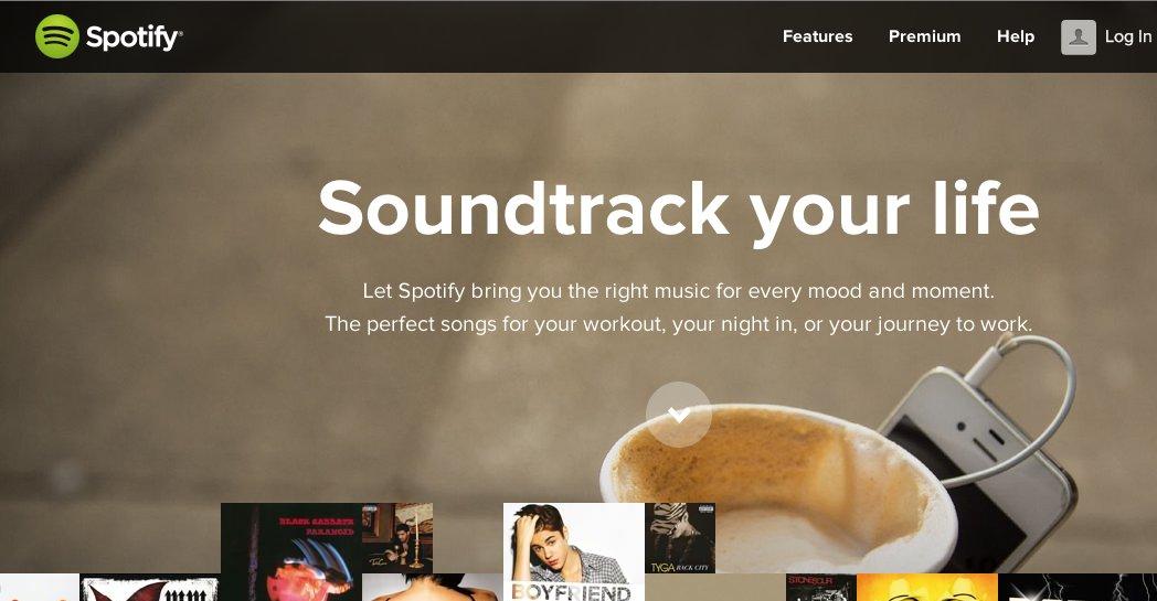 «Soundtrack your life» er Spotifys slagord. Snart kommer filmen som hører til også, skal vi tro kilder Business Insider sitter på.