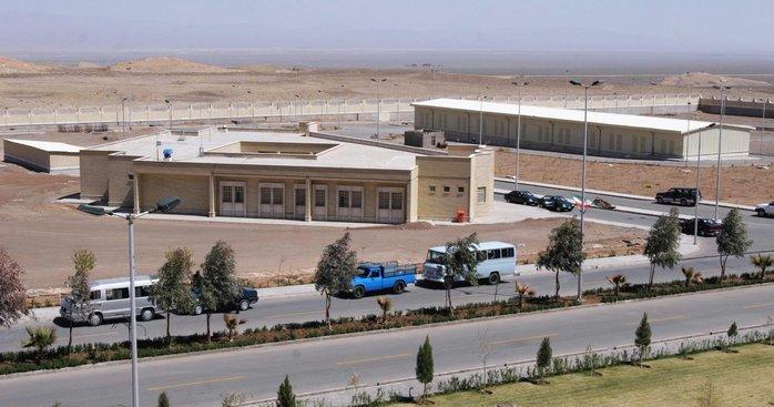 Nok en gang er iranske atominstallasjoner angrepet av ormen Stuxnet. Her anlegget for anrikning av uran i Natanz, 320 kilometer sør for Teheran.