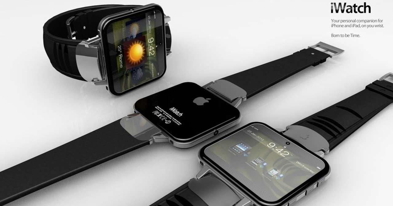 Dette er rene konseptklokker som ikke har noe med den påståtte Apple-klokka å gjøre.